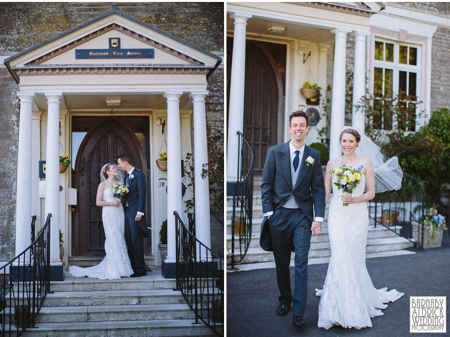 Wedding Photography at Buckland Tout Saints South Devon, Devon Wedding Photographer Barnaby Aldrick, Dartmouth Wedding; Kingswear Devon Wedding, 077
