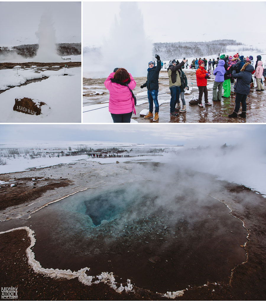 Spring photographs of Iceland in March by UK photographer Barnaby Aldrick