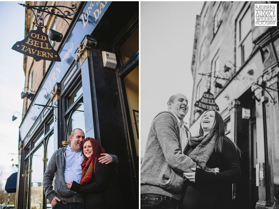 Harrogate Montpellier Quarter Pre Wedding Photography 006