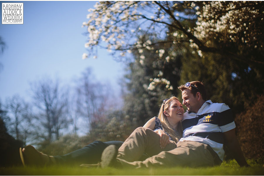 Rudding Park Pre Wedding Photography 017