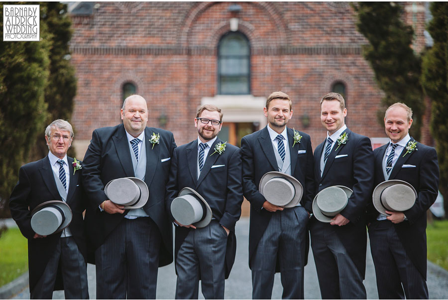 Rudding Park Wedding Photographer Barnaby Aldrick 016