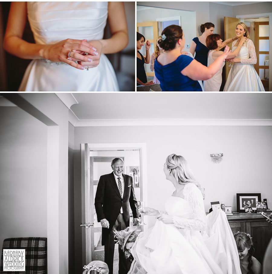 Rudding Park Wedding Photographer Barnaby Aldrick 020
