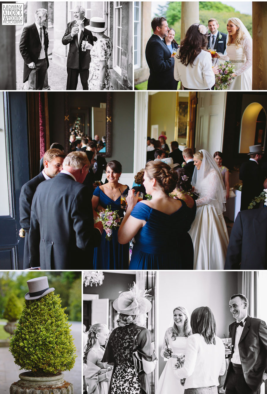 Rudding Park Wedding Photographer Barnaby Aldrick 048