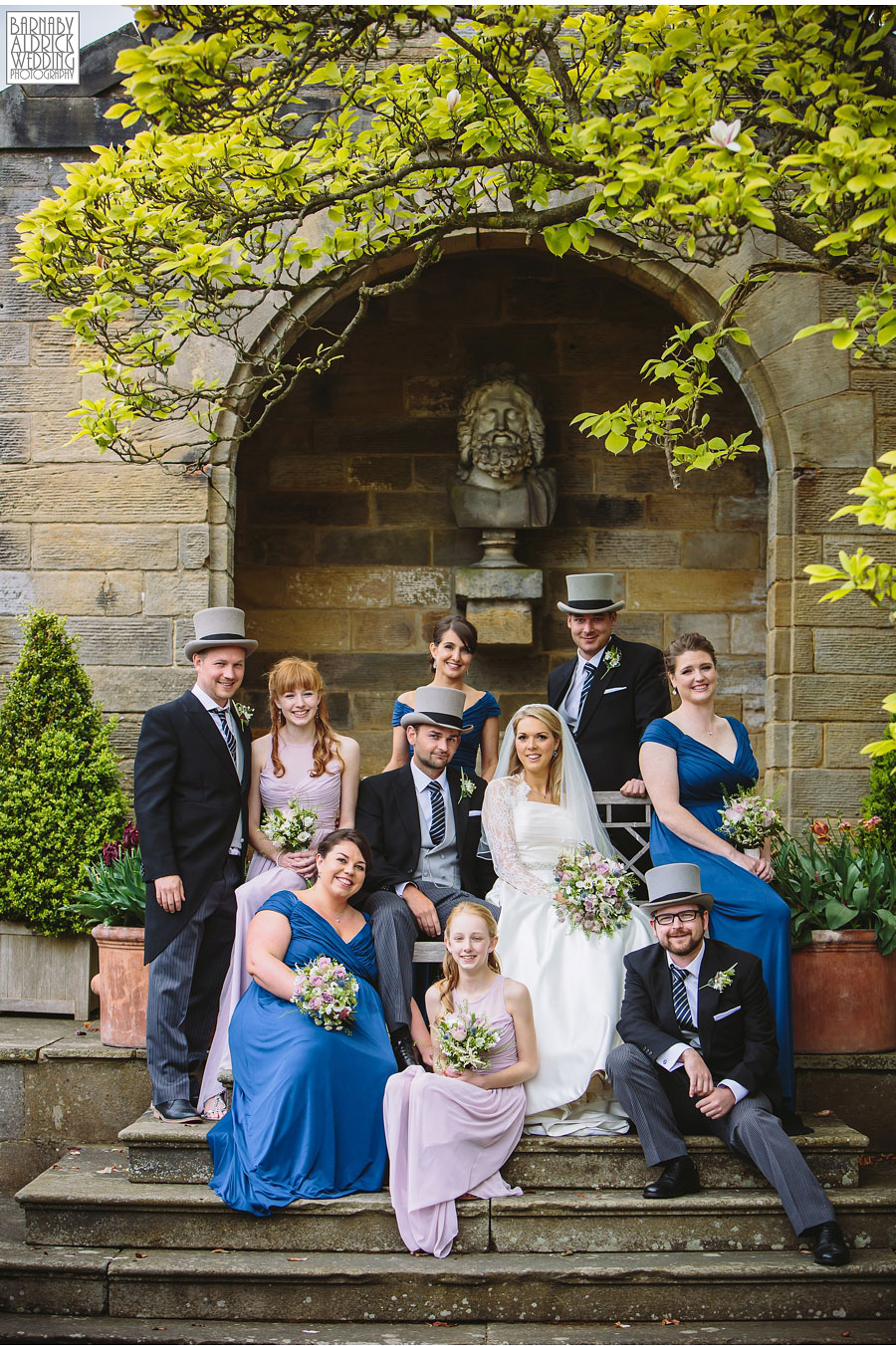 Rudding Park Wedding Photographer Barnaby Aldrick 053