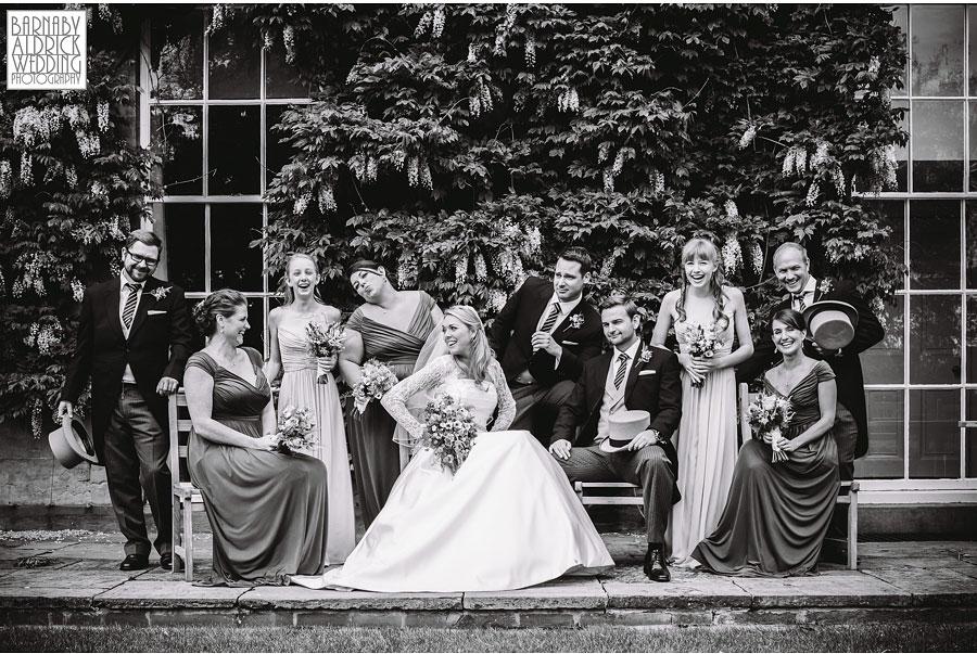 Rudding Park Wedding Photographer Barnaby Aldrick 055
