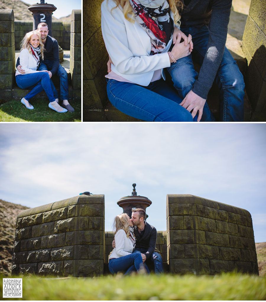 Saddleworth Pre Wedding Photography by yorkshire wedding photographer Barnaby Aldrick 007