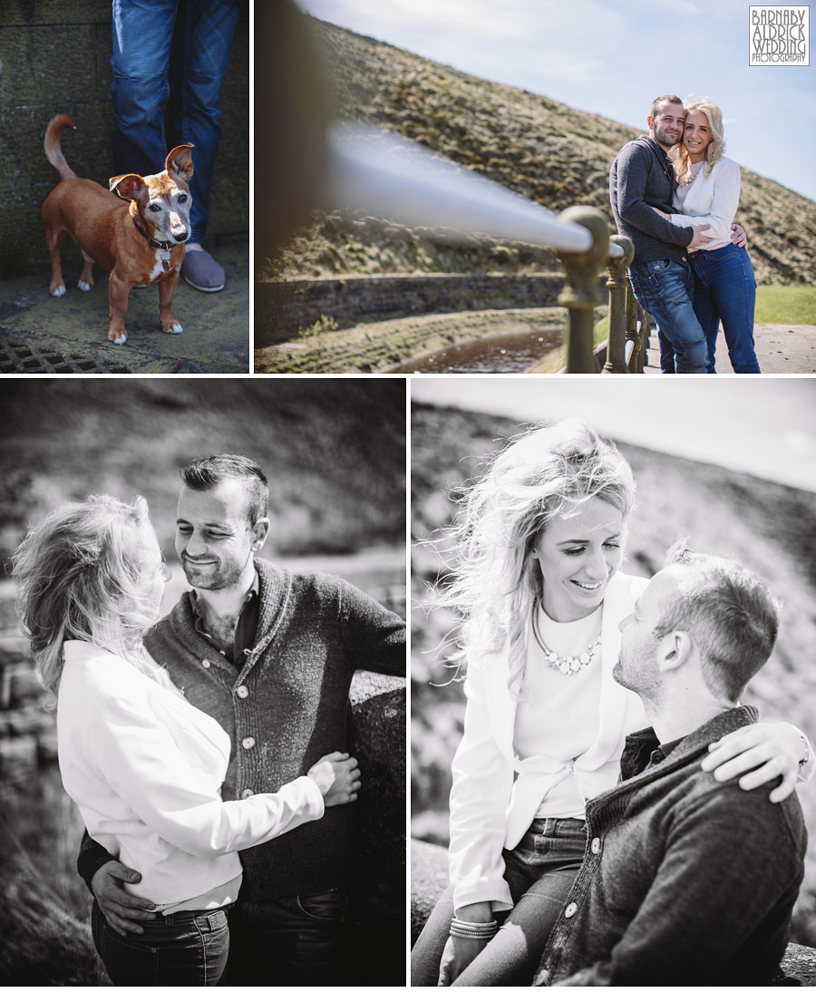 Saddleworth Pre Wedding Photography by yorkshire wedding photographer Barnaby Aldrick 009
