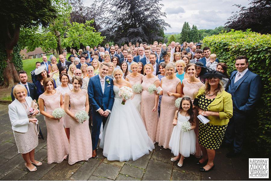 Shottle Hall Derbyshire Wedding Photography 025