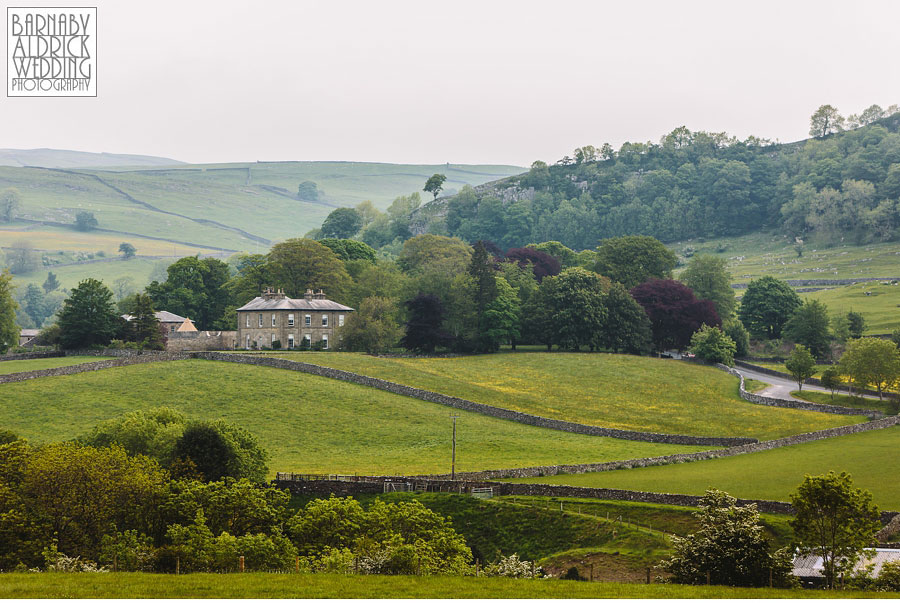 Taitlands Wedding Photography near Settle in The Yorkshire Dales 004