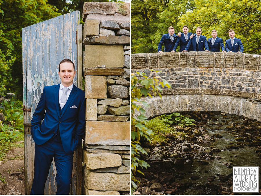 Taitlands Wedding Photography near Settle in The Yorkshire Dales 016
