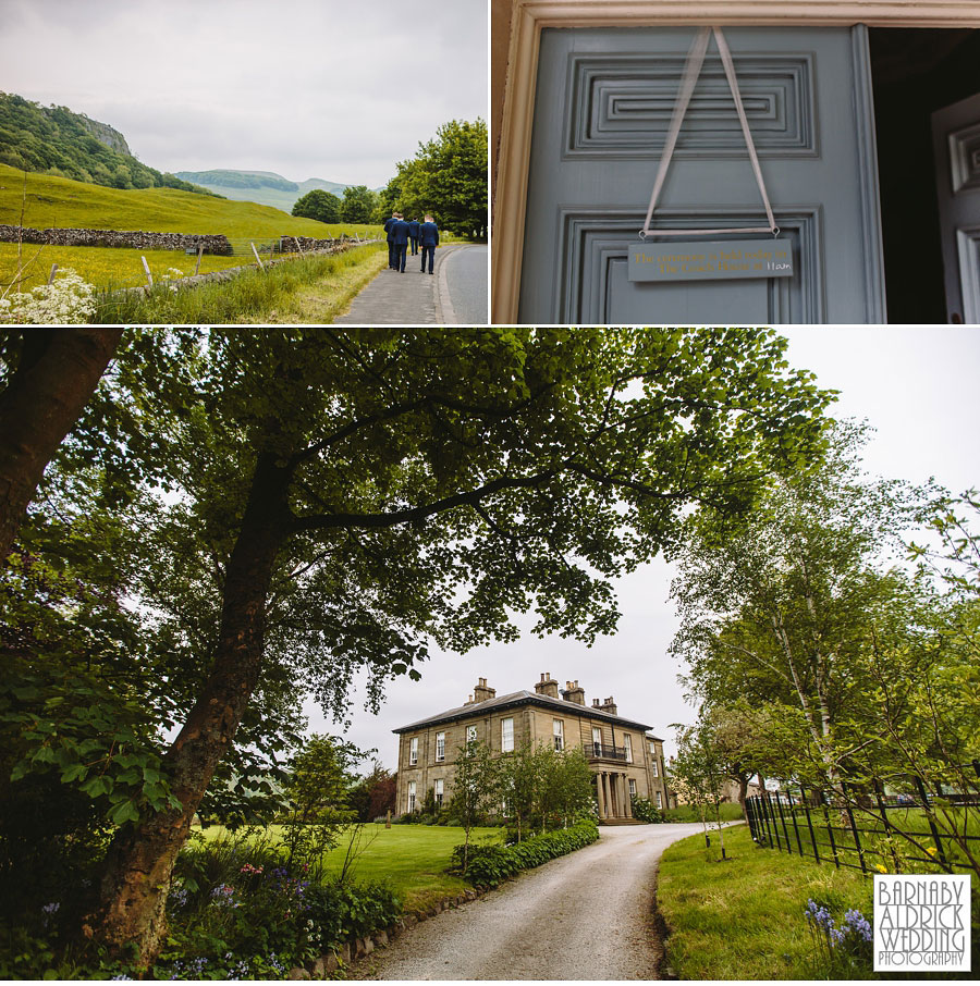 Taitlands Wedding Photography near Settle in The Yorkshire Dales 018