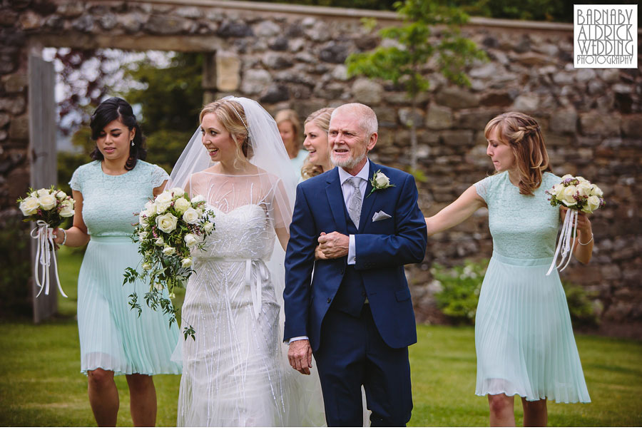 Taitlands Wedding Photography near Settle in The Yorkshire Dales 030
