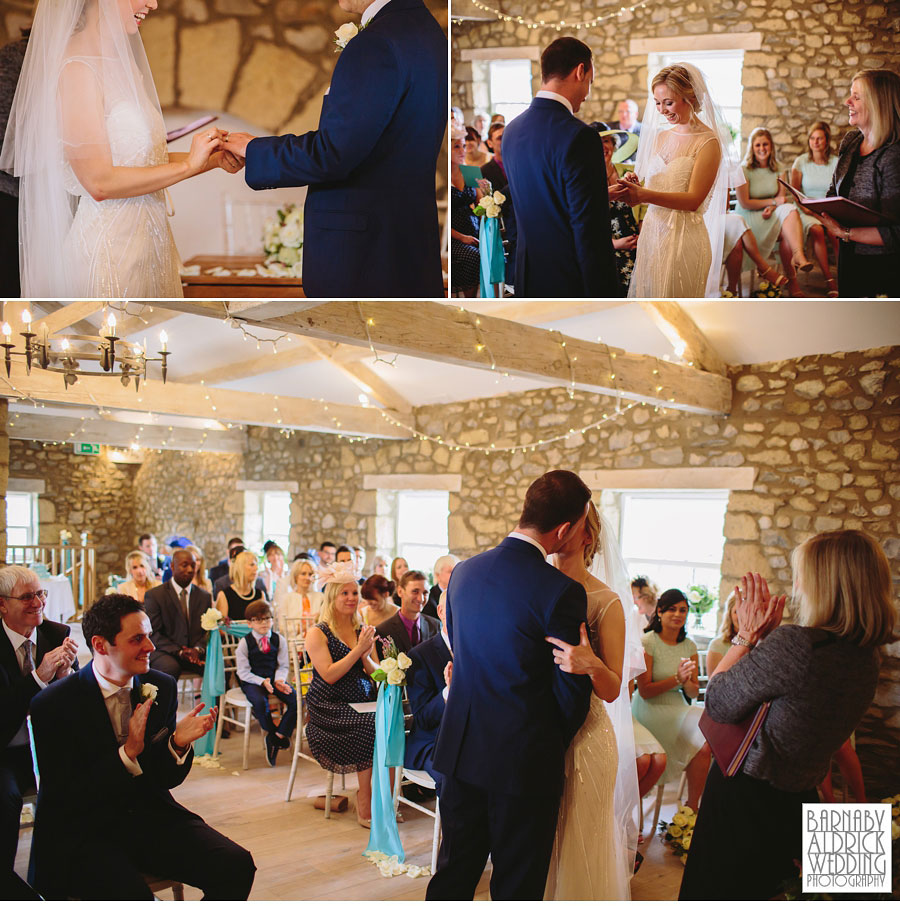 Taitlands Wedding Photography near Settle in The Yorkshire Dales 035