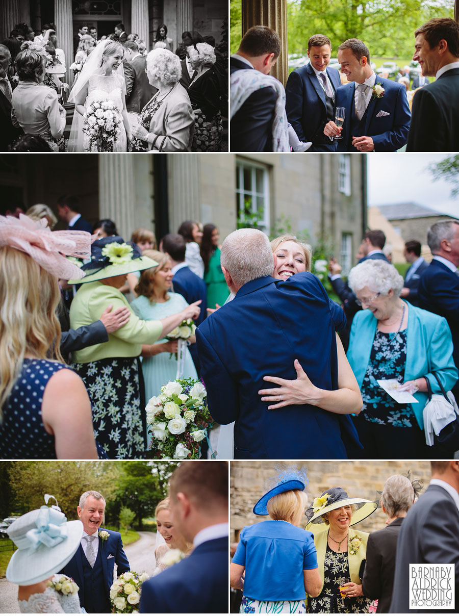 Taitlands Wedding Photography near Settle in The Yorkshire Dales 040