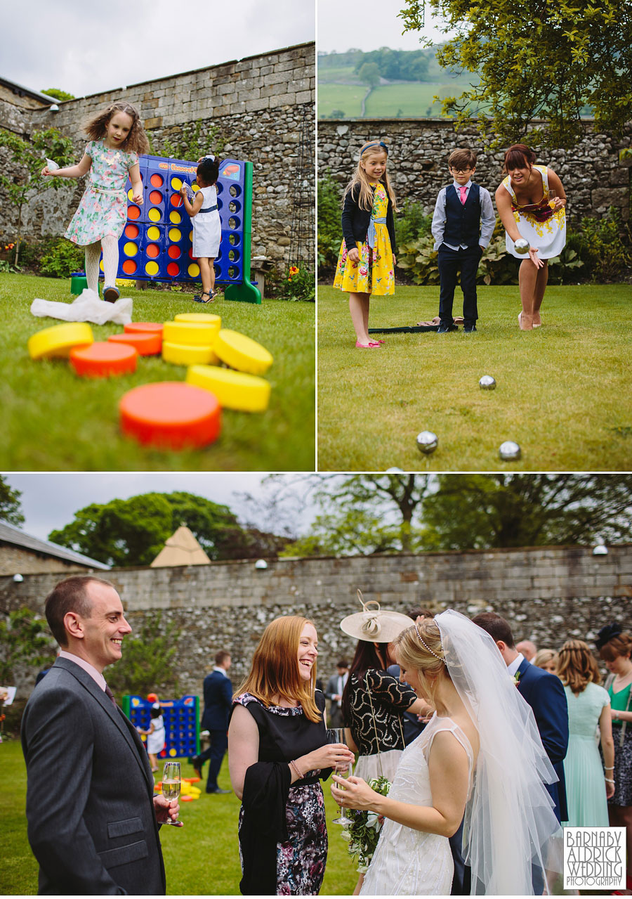Taitlands Wedding Photography near Settle in The Yorkshire Dales 042