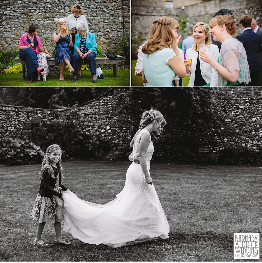 Taitlands Wedding Photography near Settle in The Yorkshire Dales 043