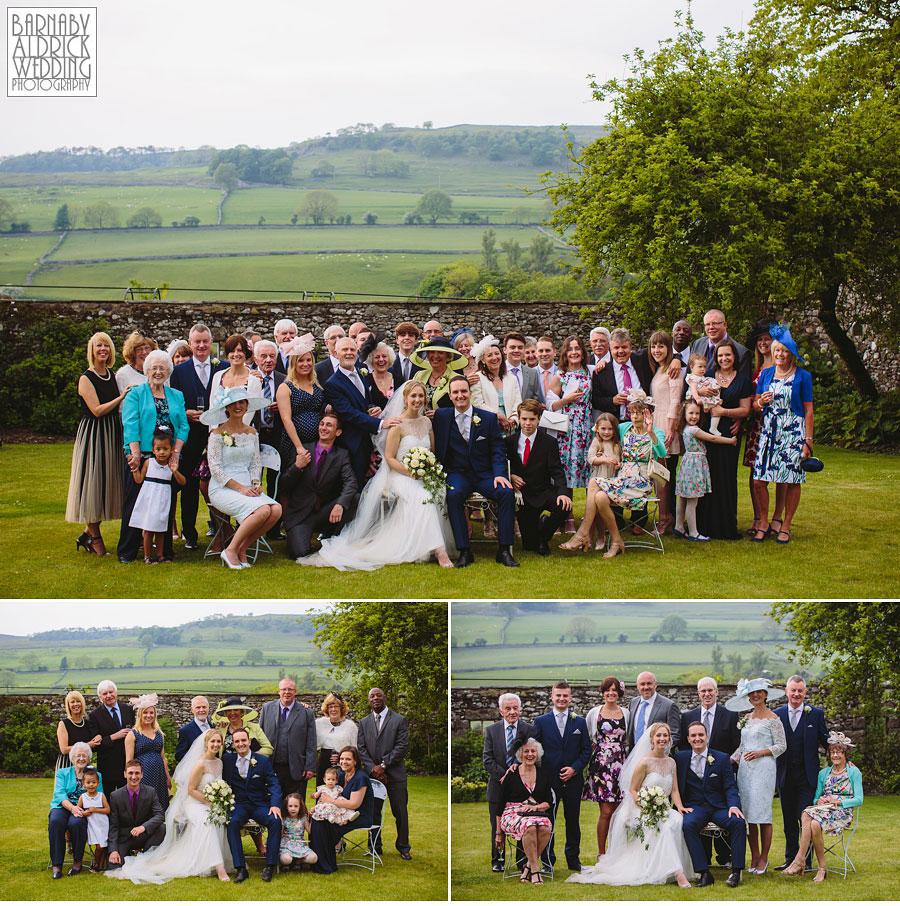 Taitlands Wedding Photography near Settle in The Yorkshire Dales 044