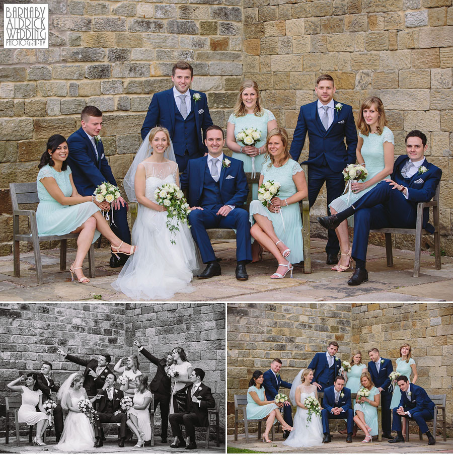 Taitlands Wedding Photography near Settle in The Yorkshire Dales 045