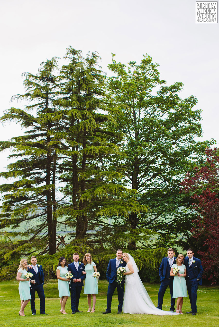 Taitlands Wedding Photography near Settle in The Yorkshire Dales 046