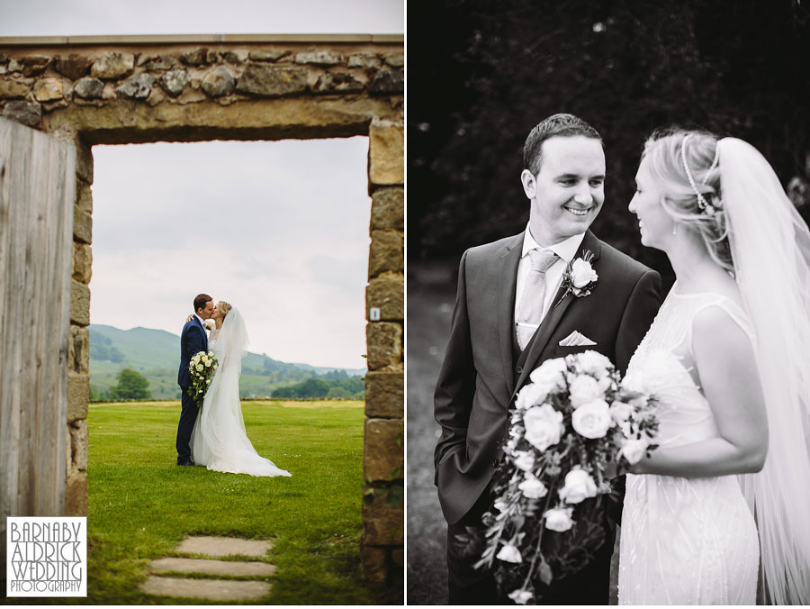 Taitlands Wedding Photography near Settle in The Yorkshire Dales 048