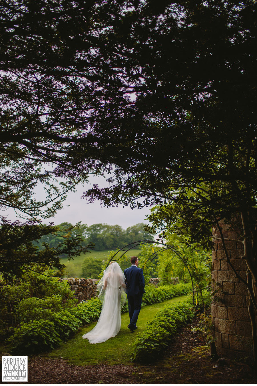 Taitlands Wedding Photography near Settle in The Yorkshire Dales 049