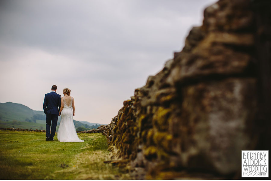 Taitlands Wedding Photography near Settle in The Yor kshire Dales 057