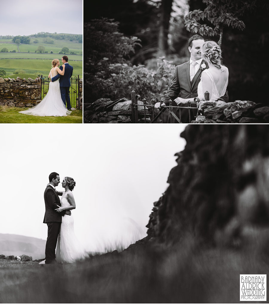 Taitlands Wedding Photography near Settle in The Yorkshire Dales 058