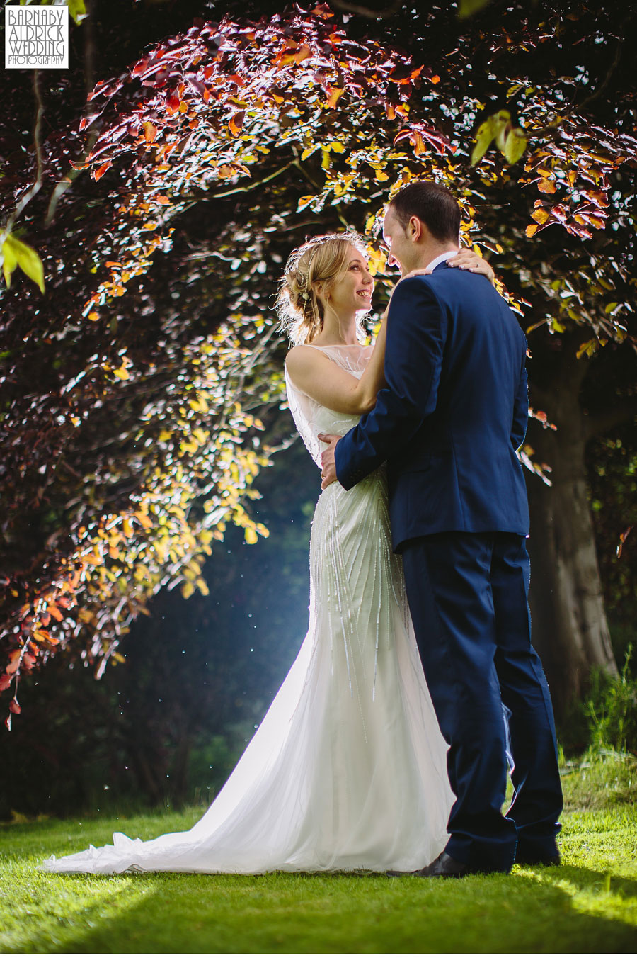 Taitlands Wedding Photography near Settle in The Yorkshire Dales 061