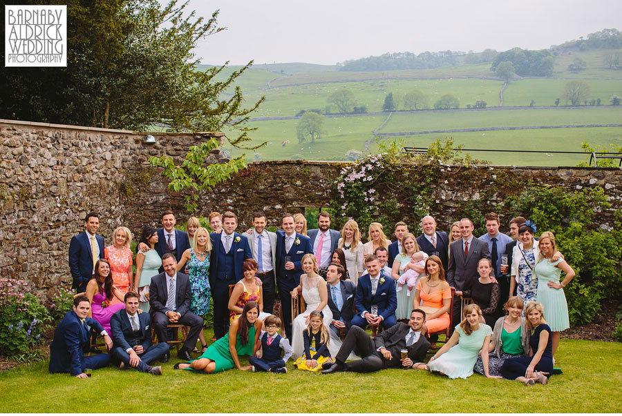 Taitlands Wedding Photography near Settle in The Yorkshire Dales 064