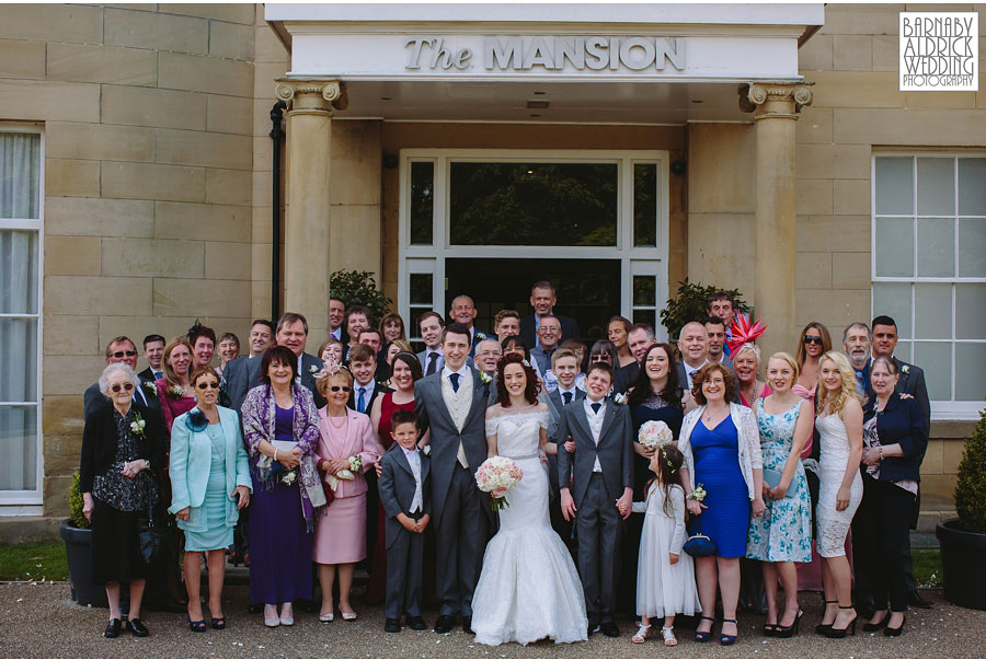 The Mansion in Roundhay Park Leeds Wedding Photographer 039