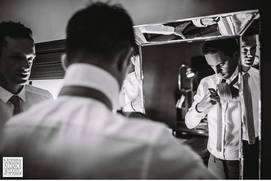 Yorebridge House Gay Wedding Photography by Yorkshire Wedding Photographer Barnaby Aldrick 009