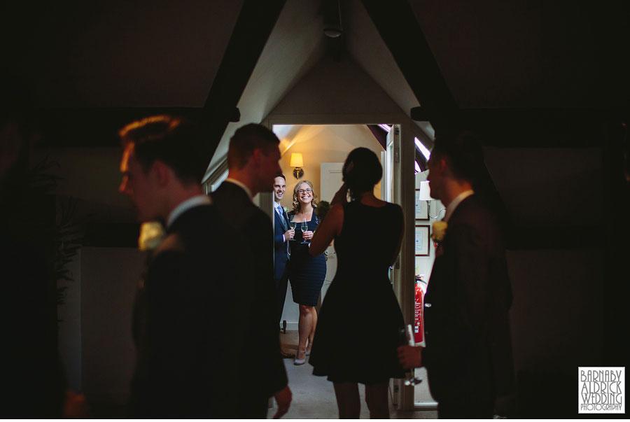 Yorebridge House Gay Wedding Photography by Yorkshire Wedding Photographer Barnaby Aldrick 022