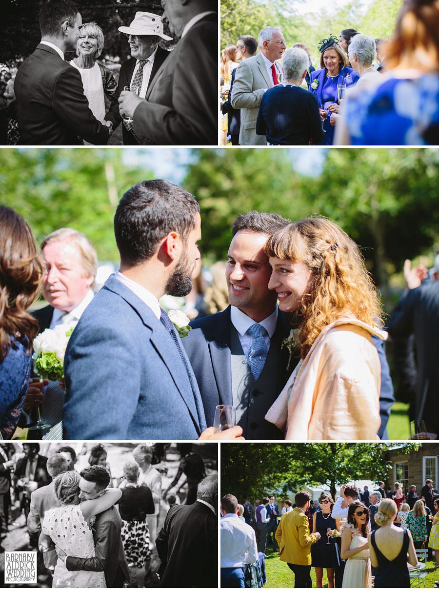 Yorebridge House Gay Wedding Photography by Yorkshire Wedding Photographer Barnaby Aldrick 053