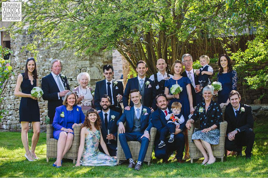 Yorebridge House Gay Wedding Photography by Yorkshire Wedding Photographer Barnaby Aldrick 054