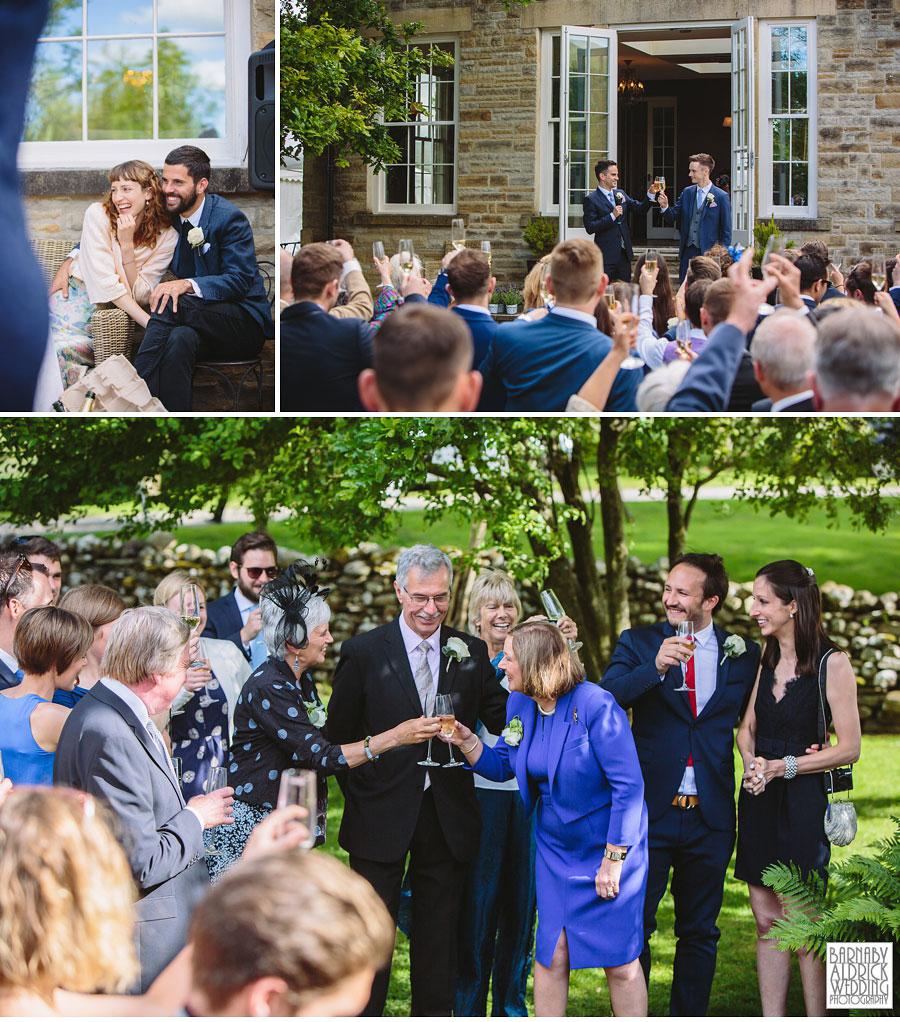 Yorebridge House Gay Wedding Photography by Yorkshire Wedding Photographer Barnaby Aldrick 065