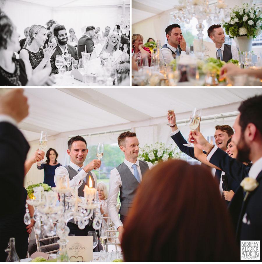 Yorebridge House Gay Wedding Photography by Yorkshire Wedding Photographer Barnaby Aldrick 076