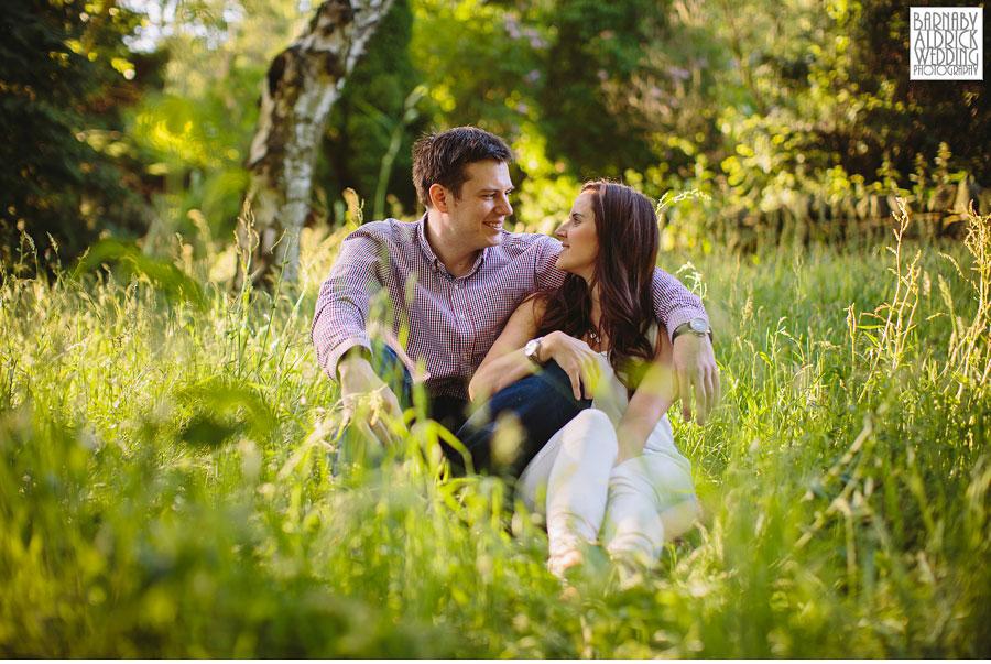 Golden Acre Park Pre Wedding Photography 012