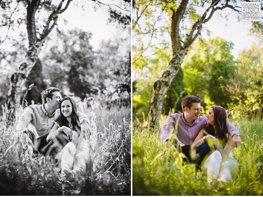 Golden Acre Park Pre Wedding Photography 013