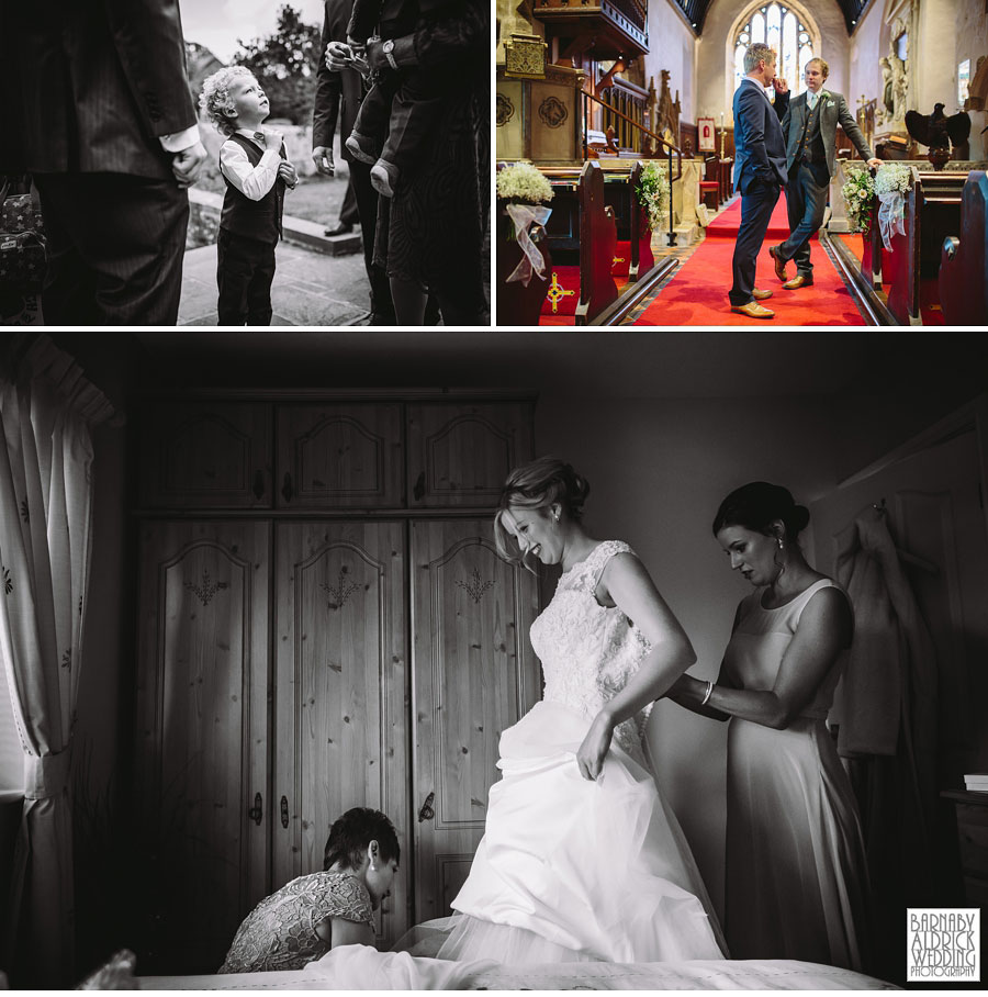 Goldsborough Hall Knaresborough Harrogate Wedding Photography by Yorkshire Wedding Photographer Barnaby Aldrick 012