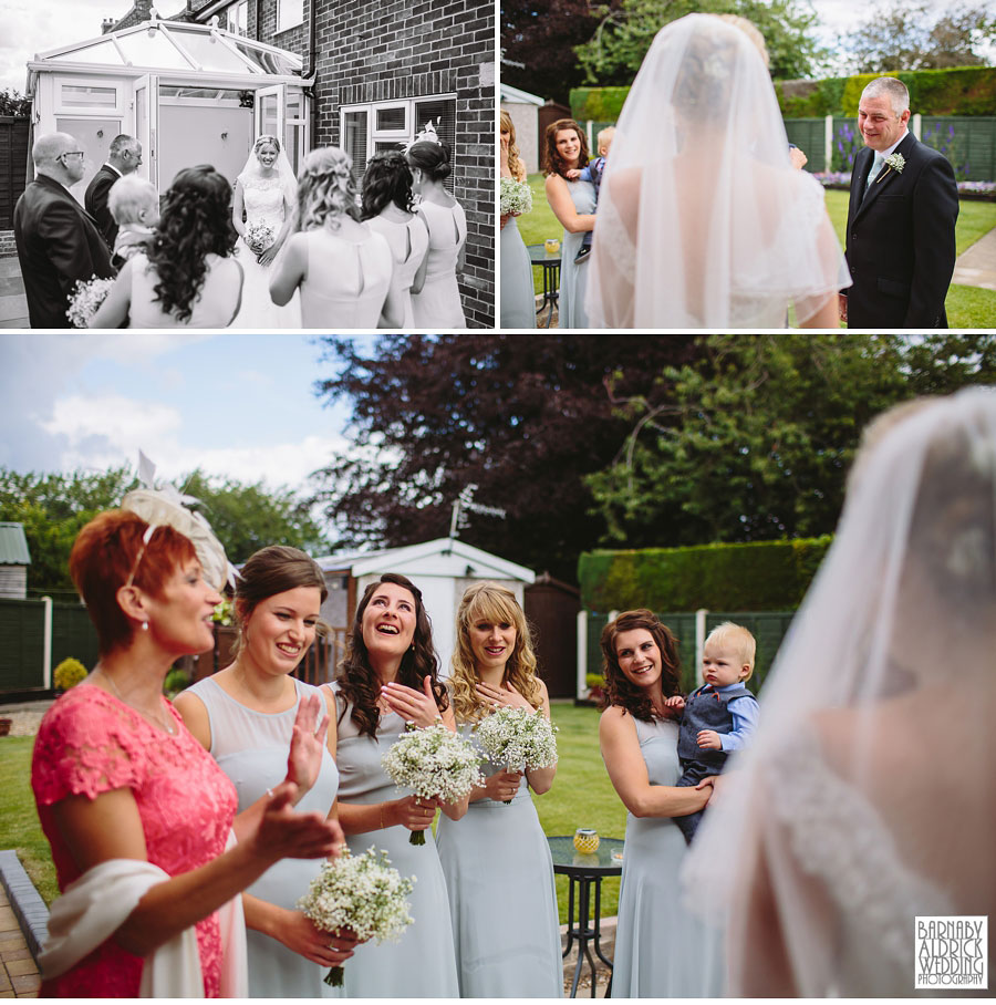 Goldsborough Hall Knaresborough Harrogate Wedding Photography by Yorkshire Wedding Photographer Barnaby Aldrick 016