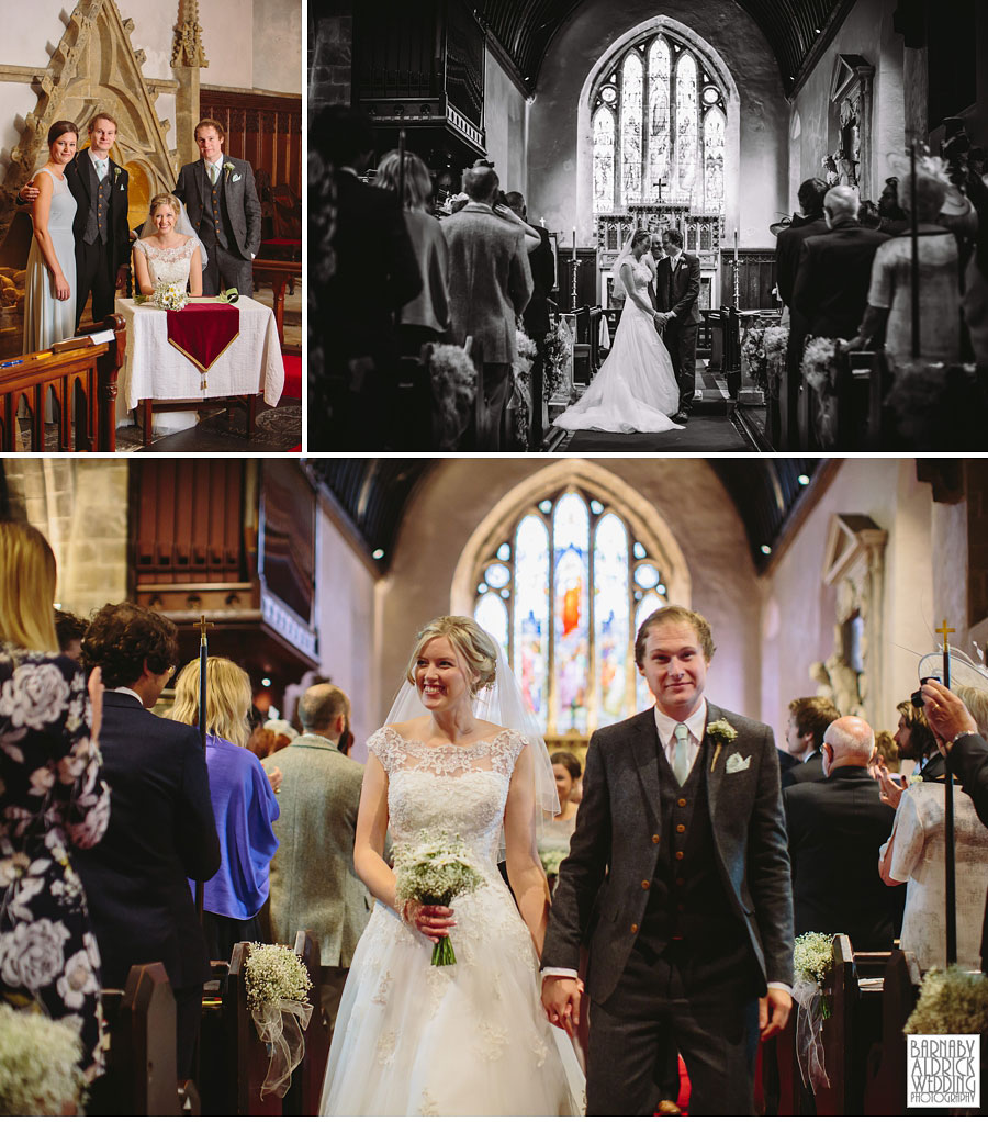 Goldsborough Hall Knaresborough Harrogate Wedding Photography by Yorkshire Wedding Photographer Barnaby Aldrick 028