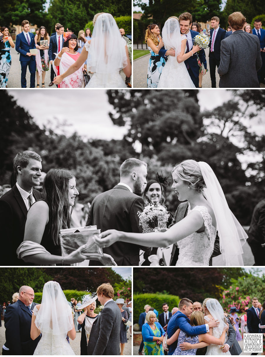 Goldsborough Hall Knaresborough Harrogate Wedding Photography by Yorkshire Wedding Photographer Barnaby Aldrick 034