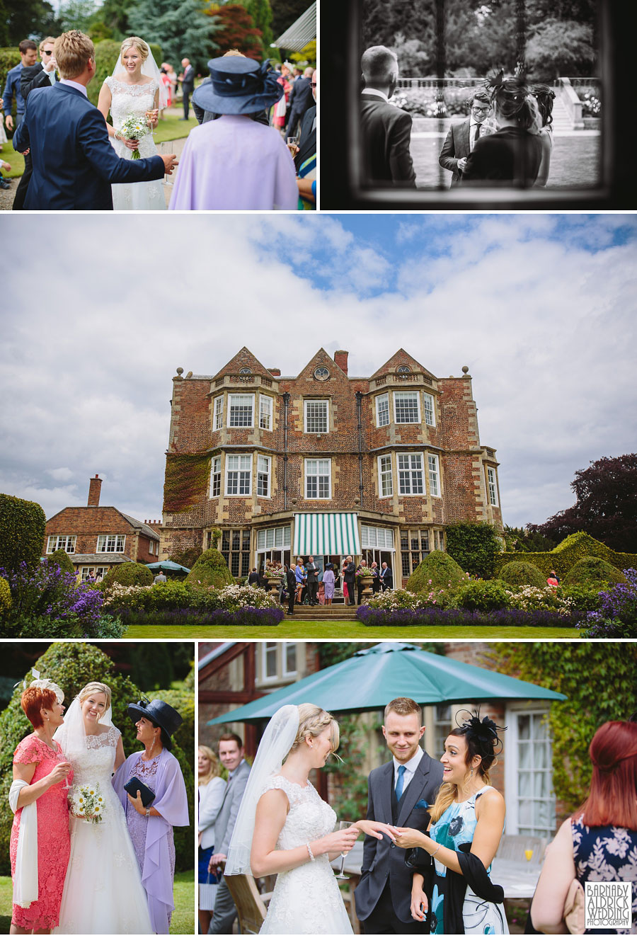 Goldsborough Hall Knaresborough Harrogate Wedding Photography by Yorkshire Wedding Photographer Barnaby Aldrick 036