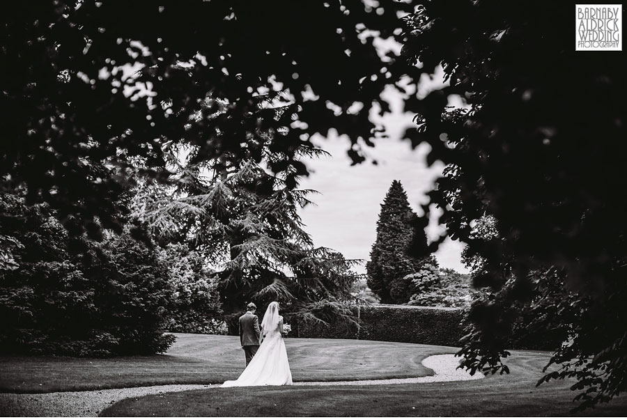 Goldsborough Hall Knaresborough Harrogate Wedding Photography by Yorkshire Wedding Photographer Barnaby Aldrick 041