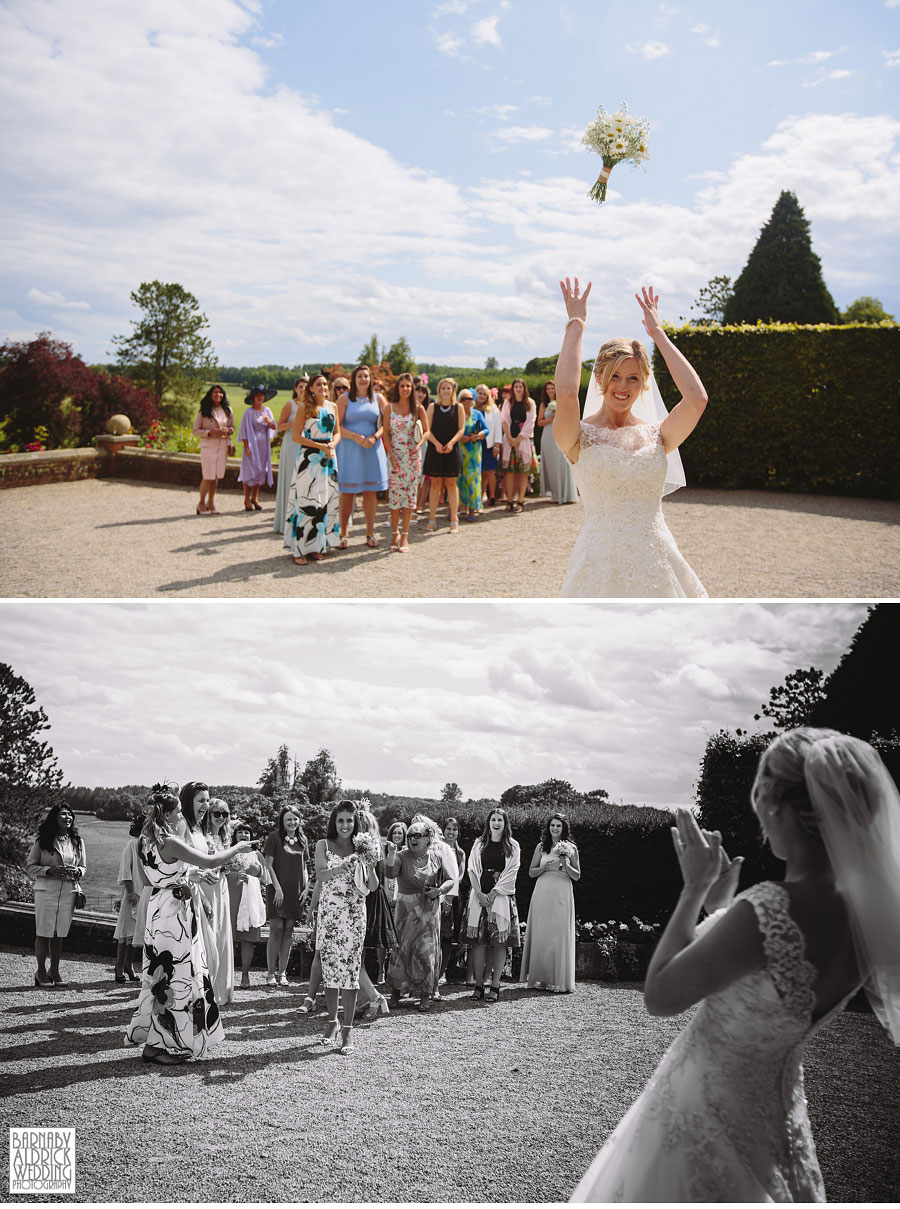 Goldsborough Hall Knaresborough Harrogate Wedding Photography by Yorkshire Wedding Photographer Barnaby Aldrick 046