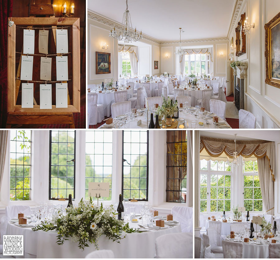 Goldsborough Hall Knaresborough Harrogate Wedding Photography by Yorkshire Wedding Photographer Barnaby Aldrick 047