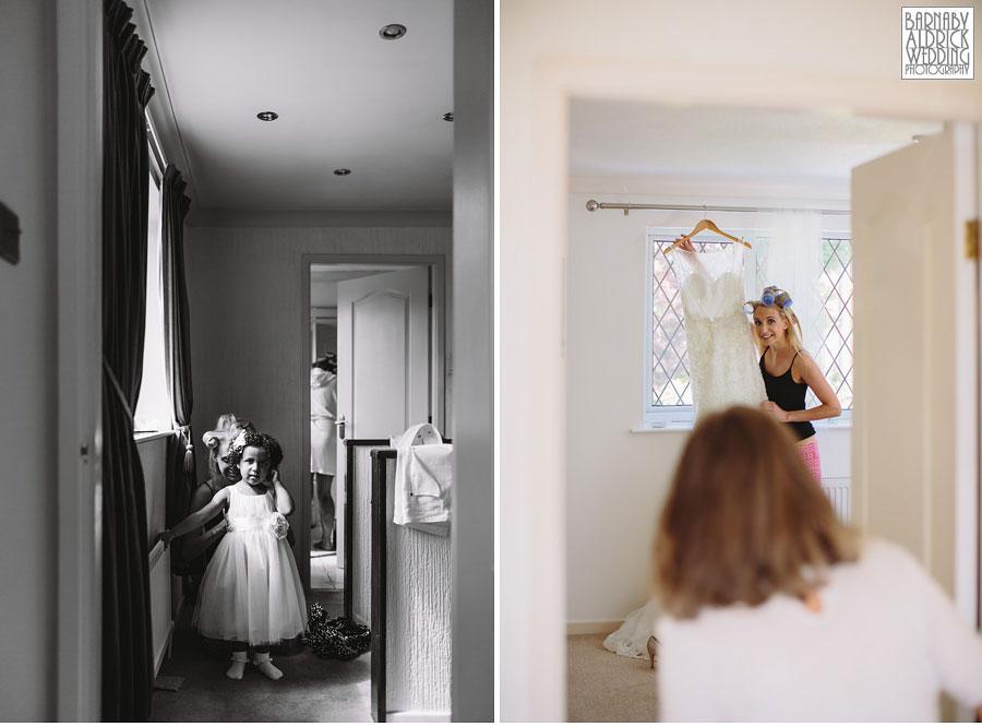 Saddleworth Hotel Wedding Photography near Oldham by Yorkshire and Lancashire Wedding Photographer Barnaby Aldrick 04