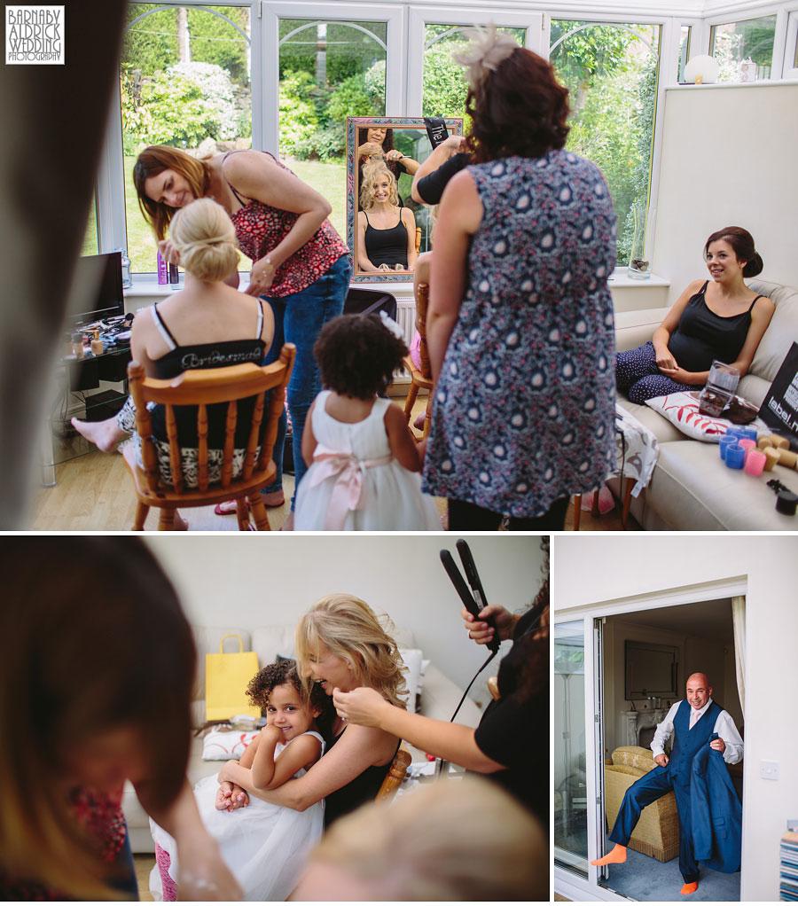Saddleworth Hotel Wedding Photography near Oldham by Yorkshire and Lancashire Wedding Photographer Barnaby Aldrick 06