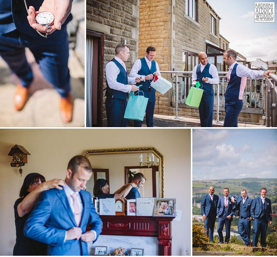 Saddleworth Hotel Wedding Photography near Oldham by Yorkshire and Lancashire Wedding Photographer Barnaby Aldrick 13