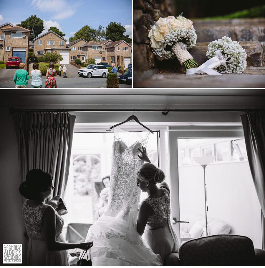 Saddleworth Hotel Wedding Photography near Oldham by Yorkshire and Lancashire Wedding Photographer Barnaby Aldrick 14